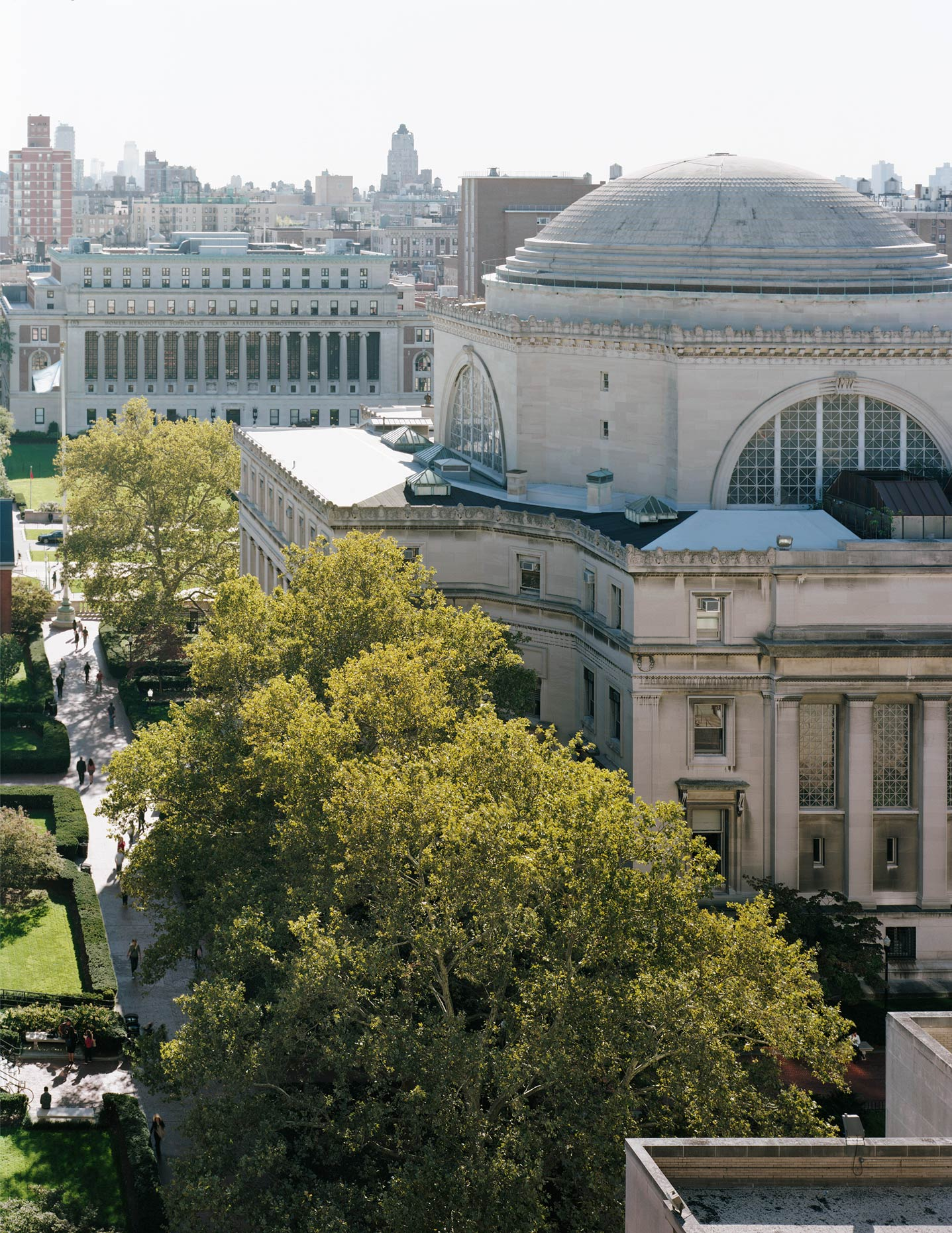 Columbia University, New York City, NY, 2011