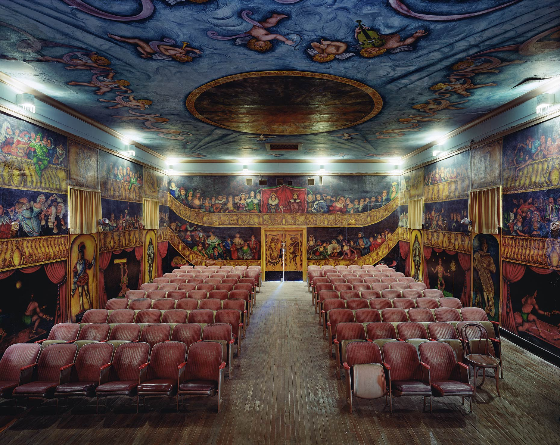 Amargosa Opera House, Death Valley Junction, United States, 2009