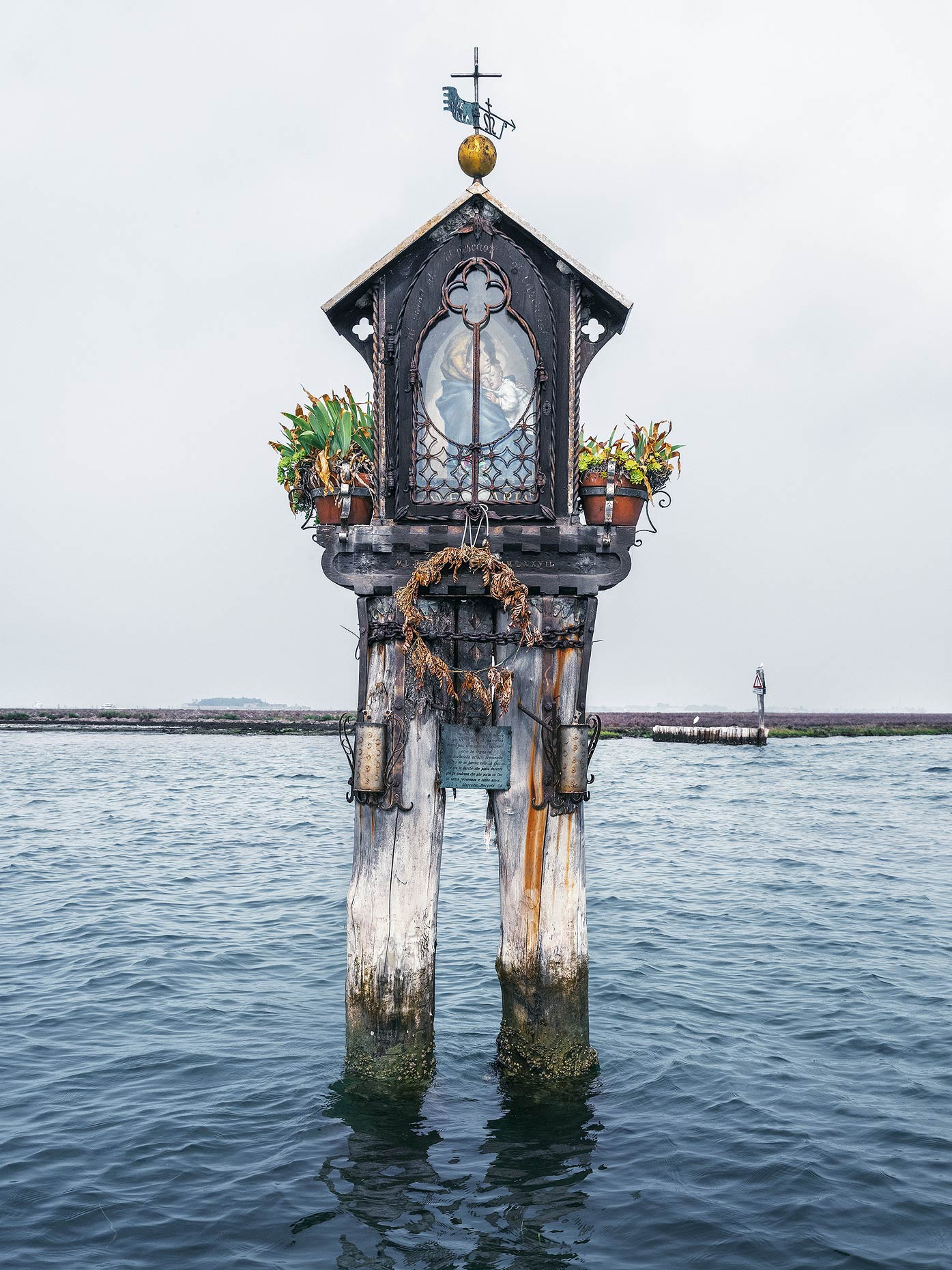 Bricola Shrine, Venice, Italy, 2019