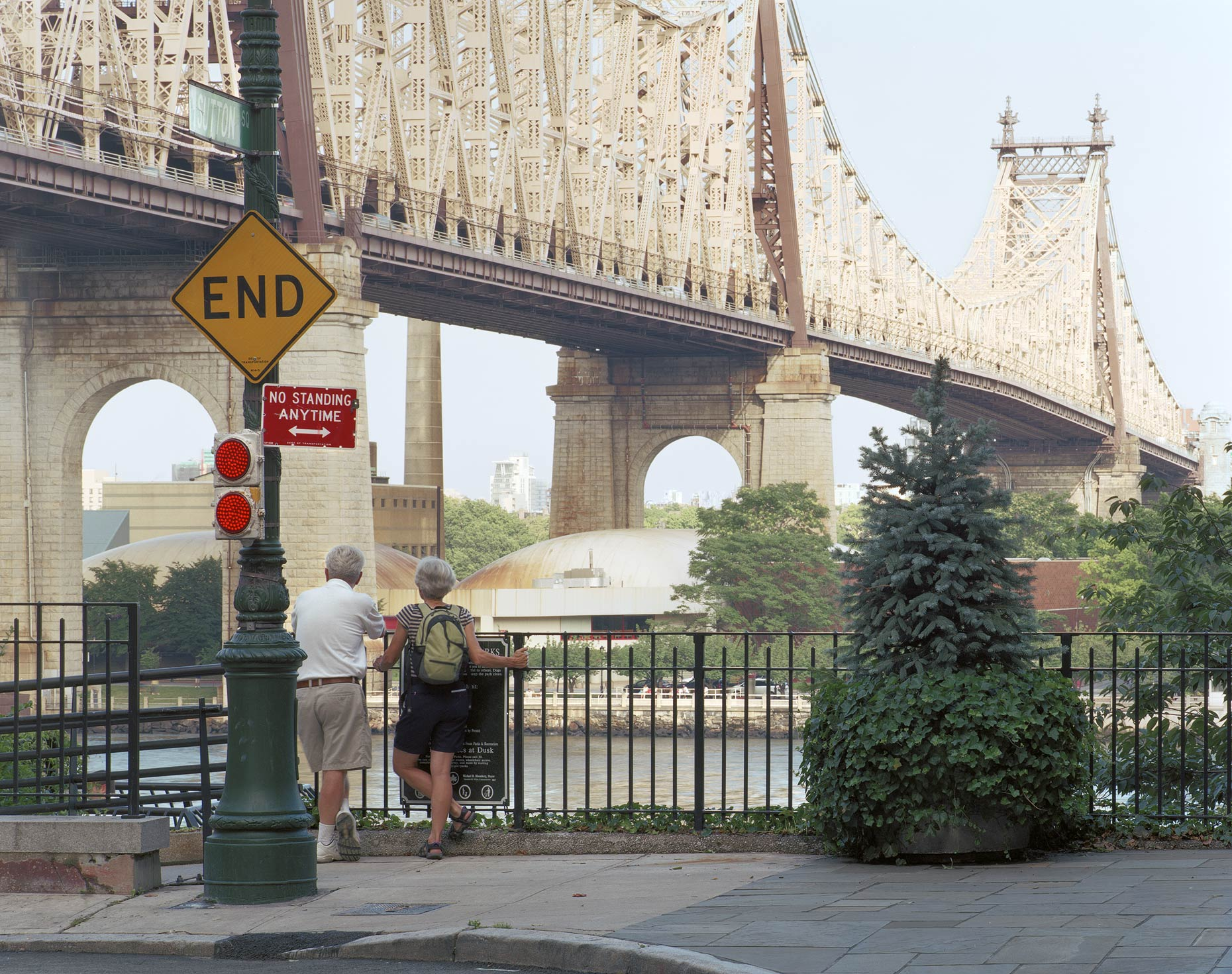 Ed Koch Queensboro Bridge, New York, New York