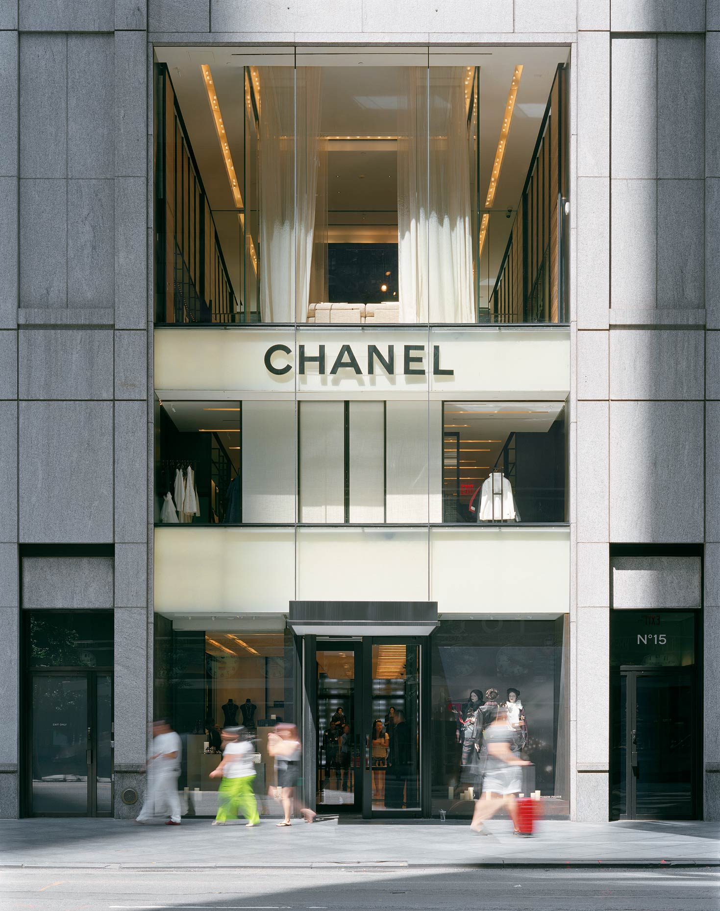 Chanel, 15 East 57th Street, New York, New York