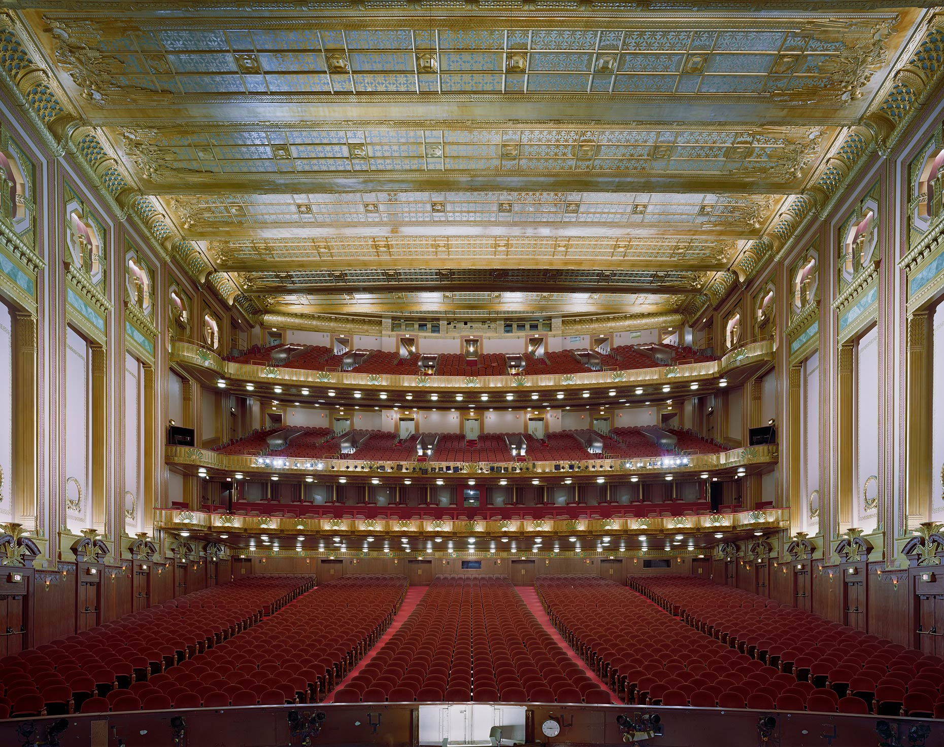 Civic Opera House, Chicago, United States, 2009
