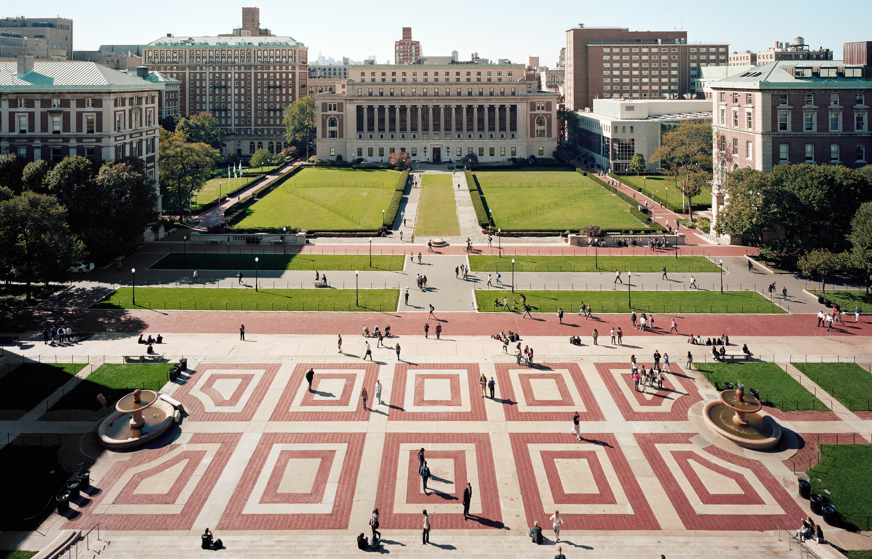 Columbia University, New York, New York