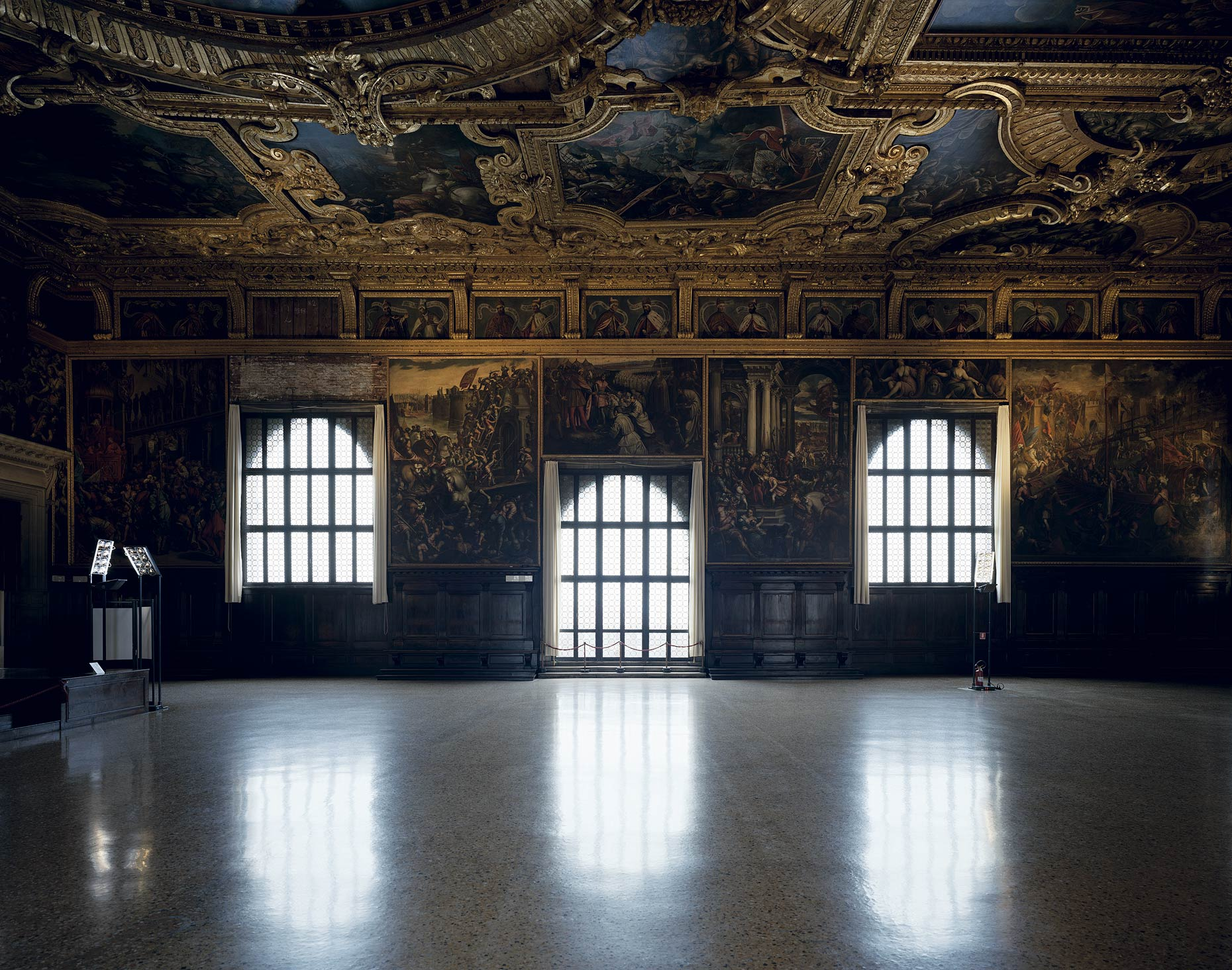 Palazzo Ducale, Venice, Italy, 2012