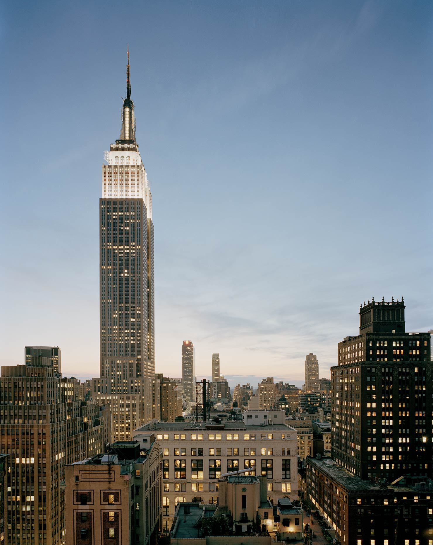 Empire State Building, 350 Fifth Avenue, New York, New York