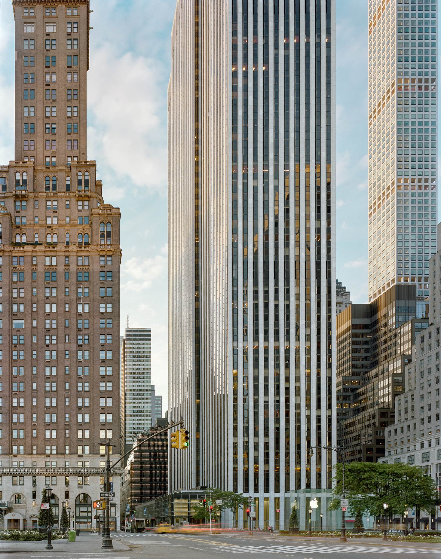 General Motors Building, 767 Fifth Avenue, Manhattan, New York City, 2017