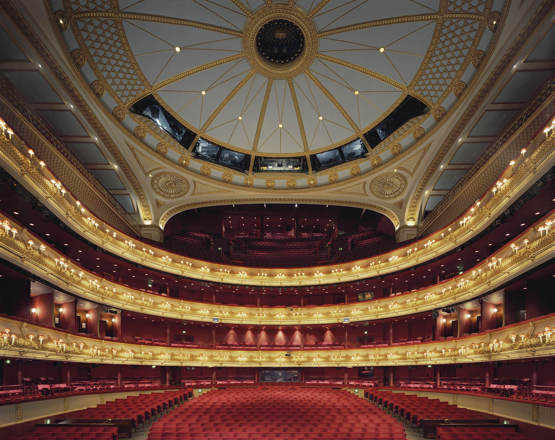 Royal Opera House, Covent Garden, London, Great Britain, 2008