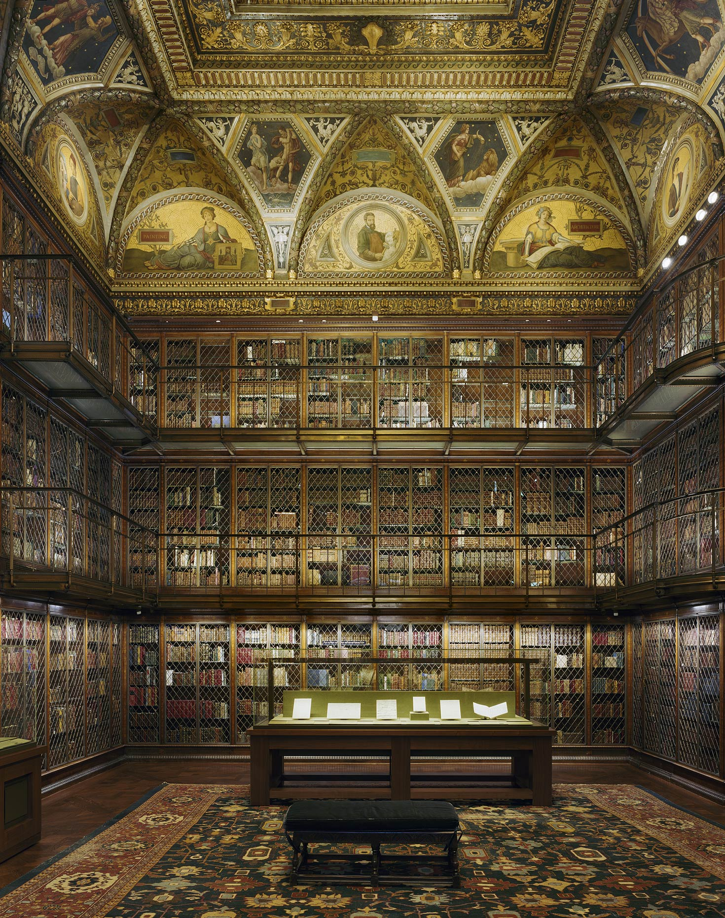 Morgan Library & Museum, 225 Madison Avenue, New York, New York