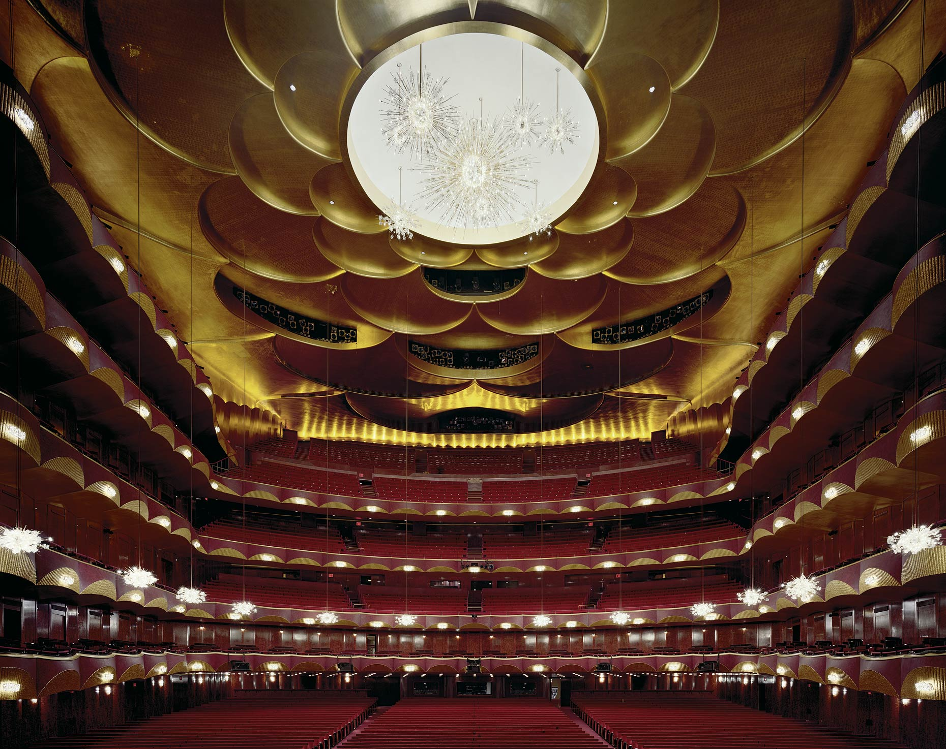 The Metropolitan Opera, New York, United States, 2008