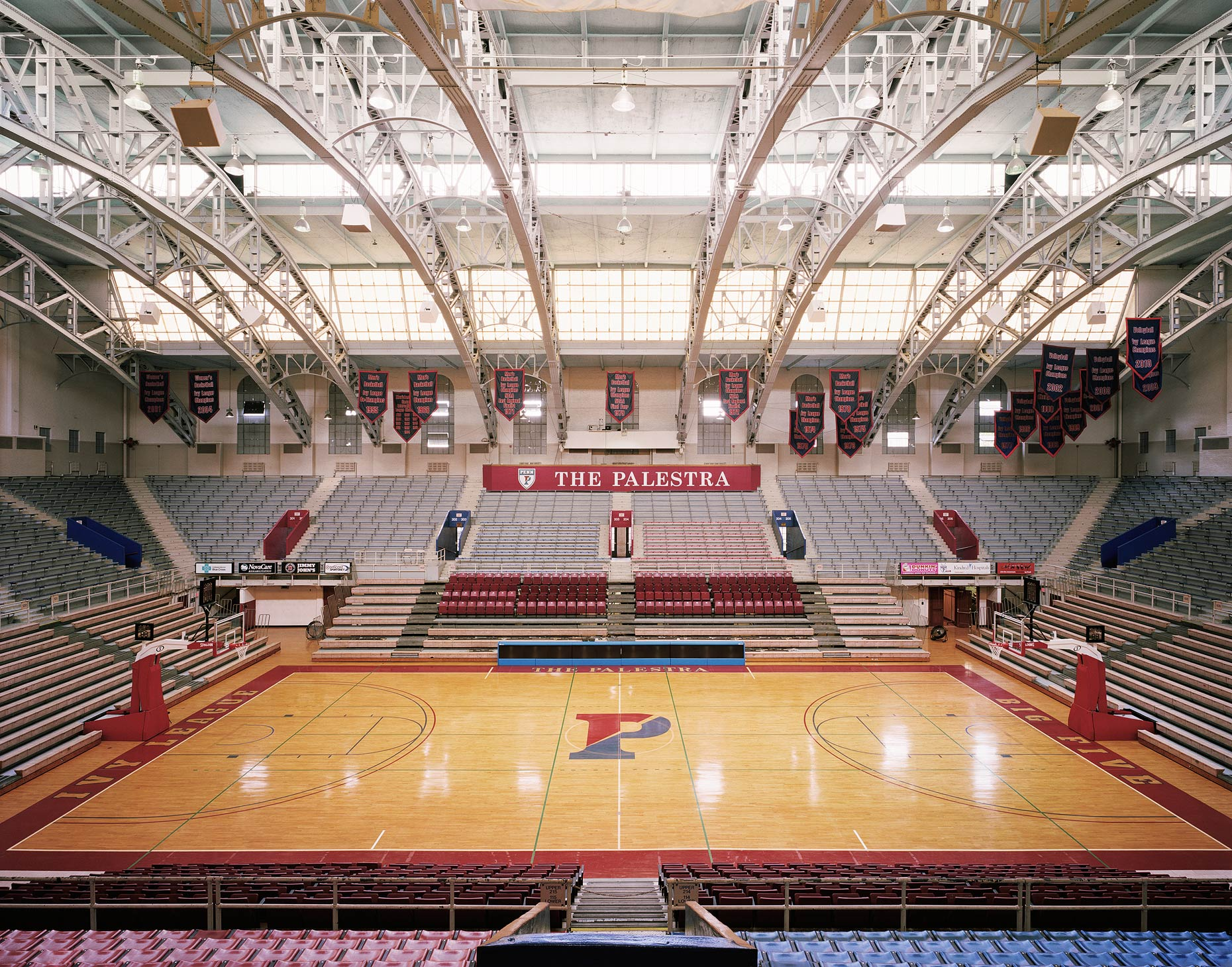 The Palestra No. 1, University of Pennsylvania, Philadelphia, PA, 2011