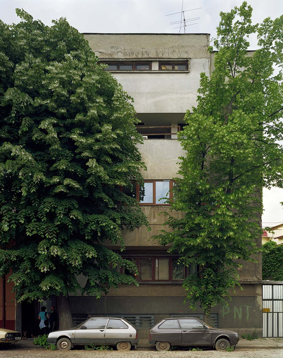 9 Str. Avram Iancu, Bucharest, Romania, 2006