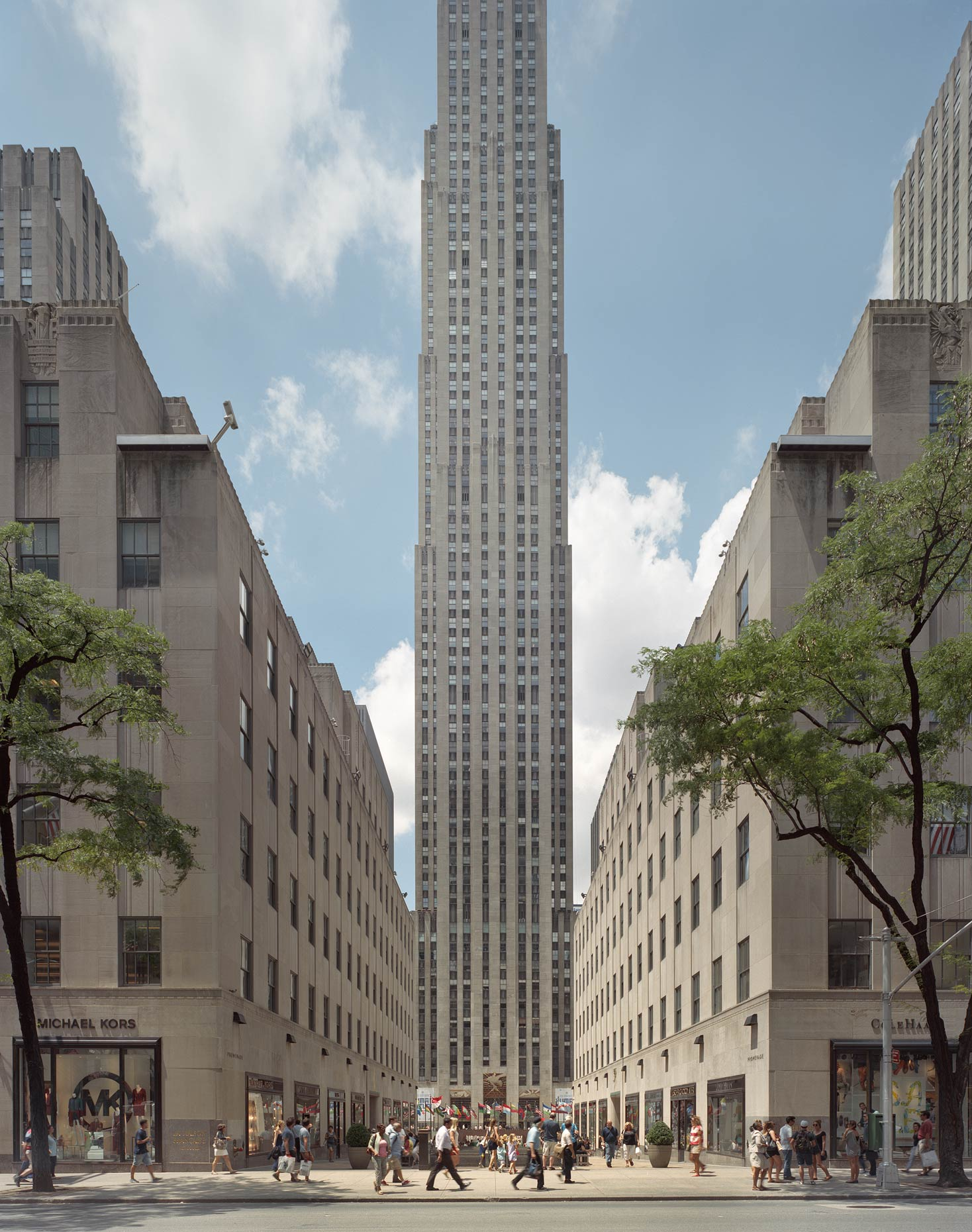 30 Rockefeller Plaza, New York, New York