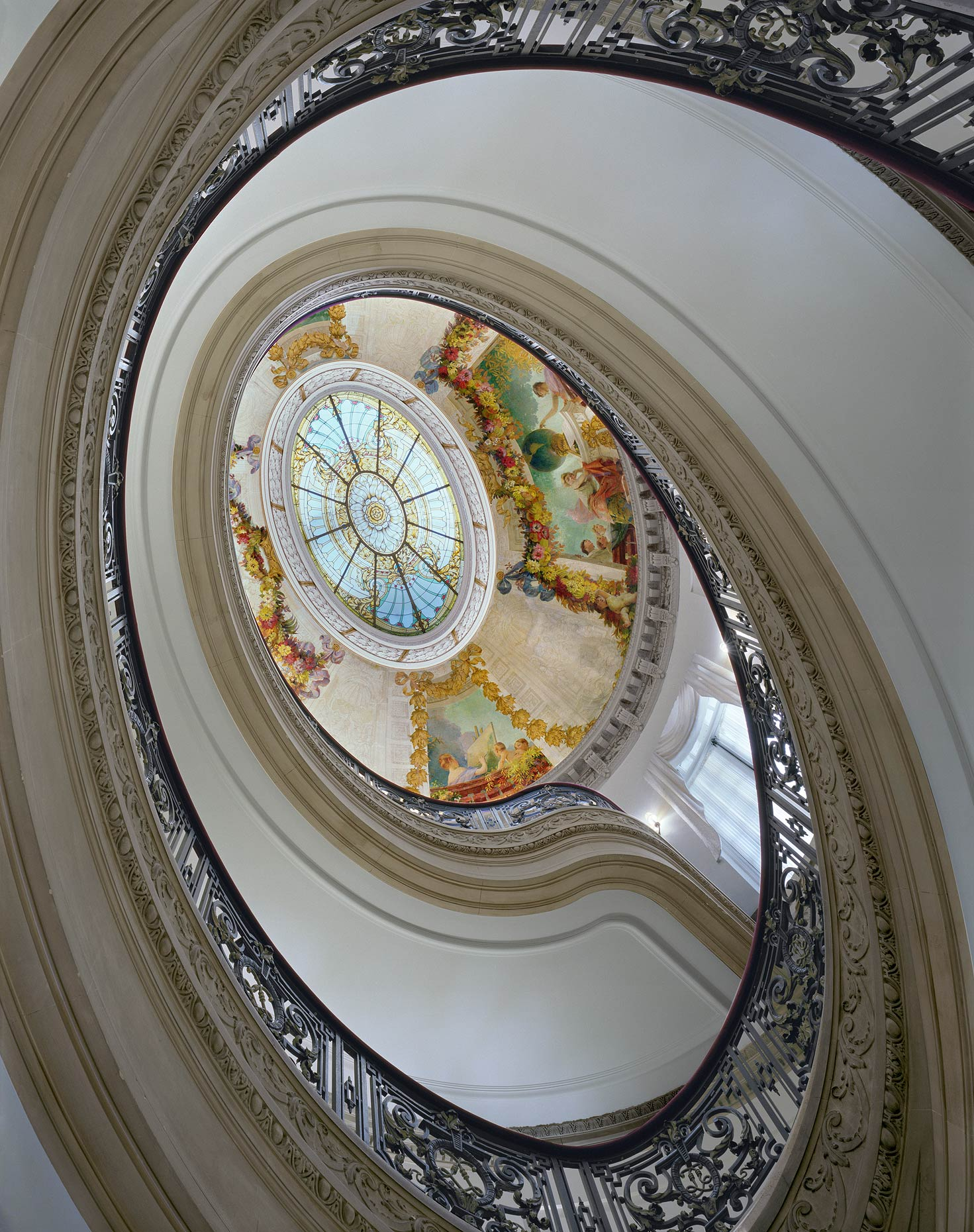 Rotunda, Convent of the Sacred Heart, 1 East 91st Street, New York City, 2015