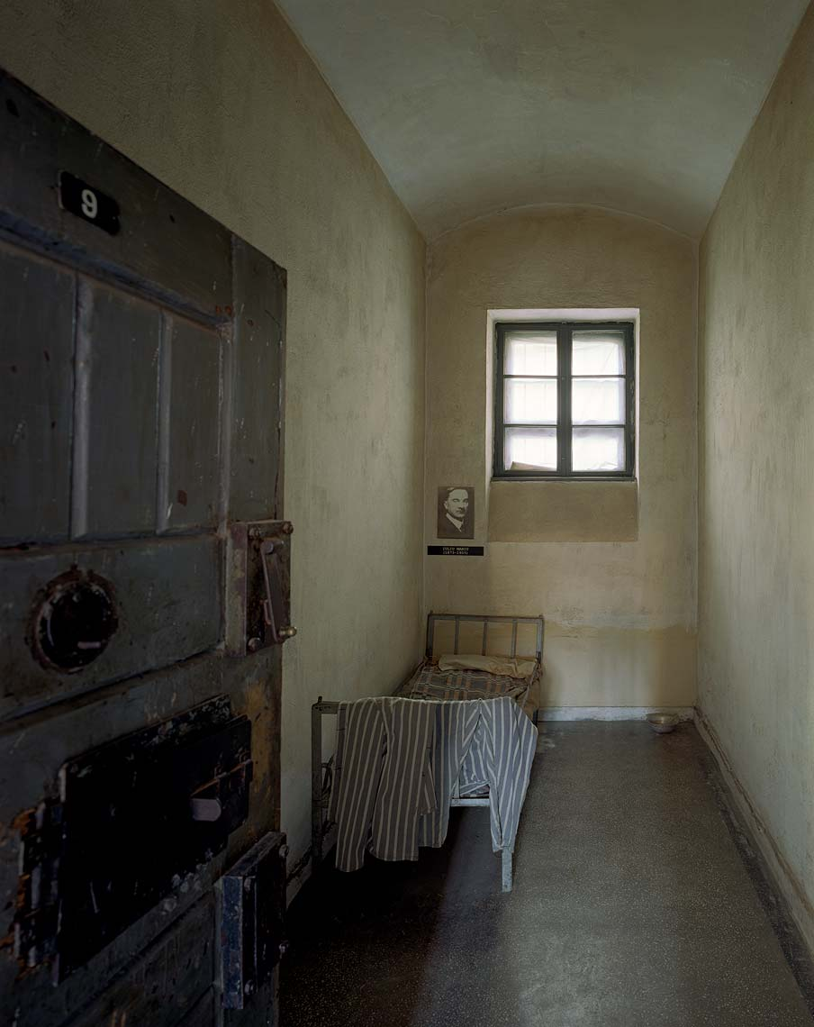 Cell No. 9, Sighet Prison, Maramures, Romania, 2006