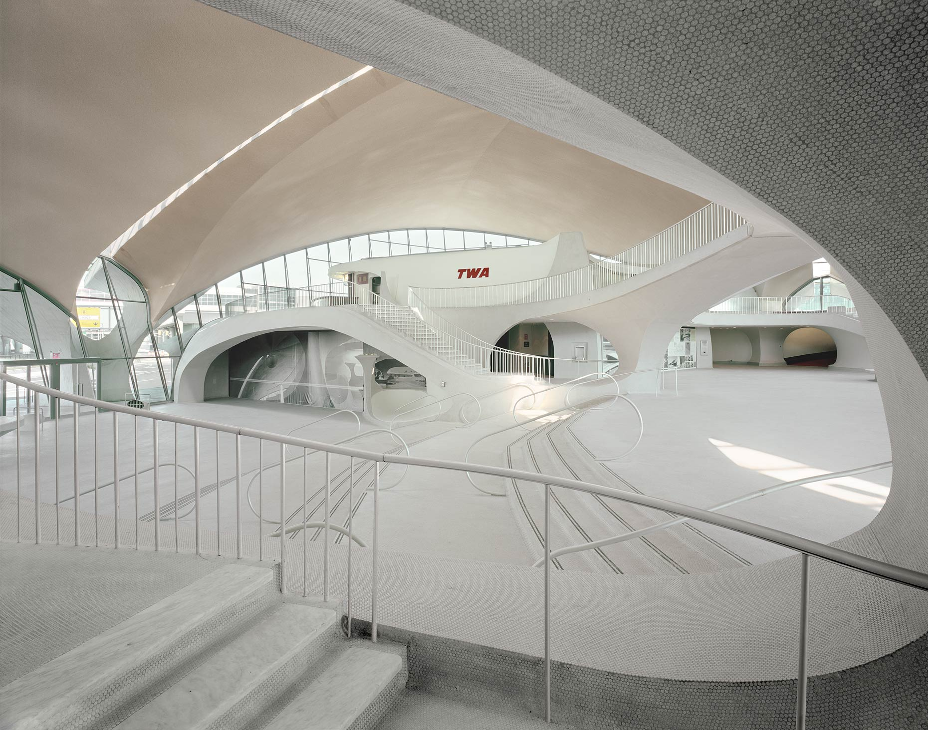TWA Terminal No. 1, JFK International Airport, Queens, New York, 2011