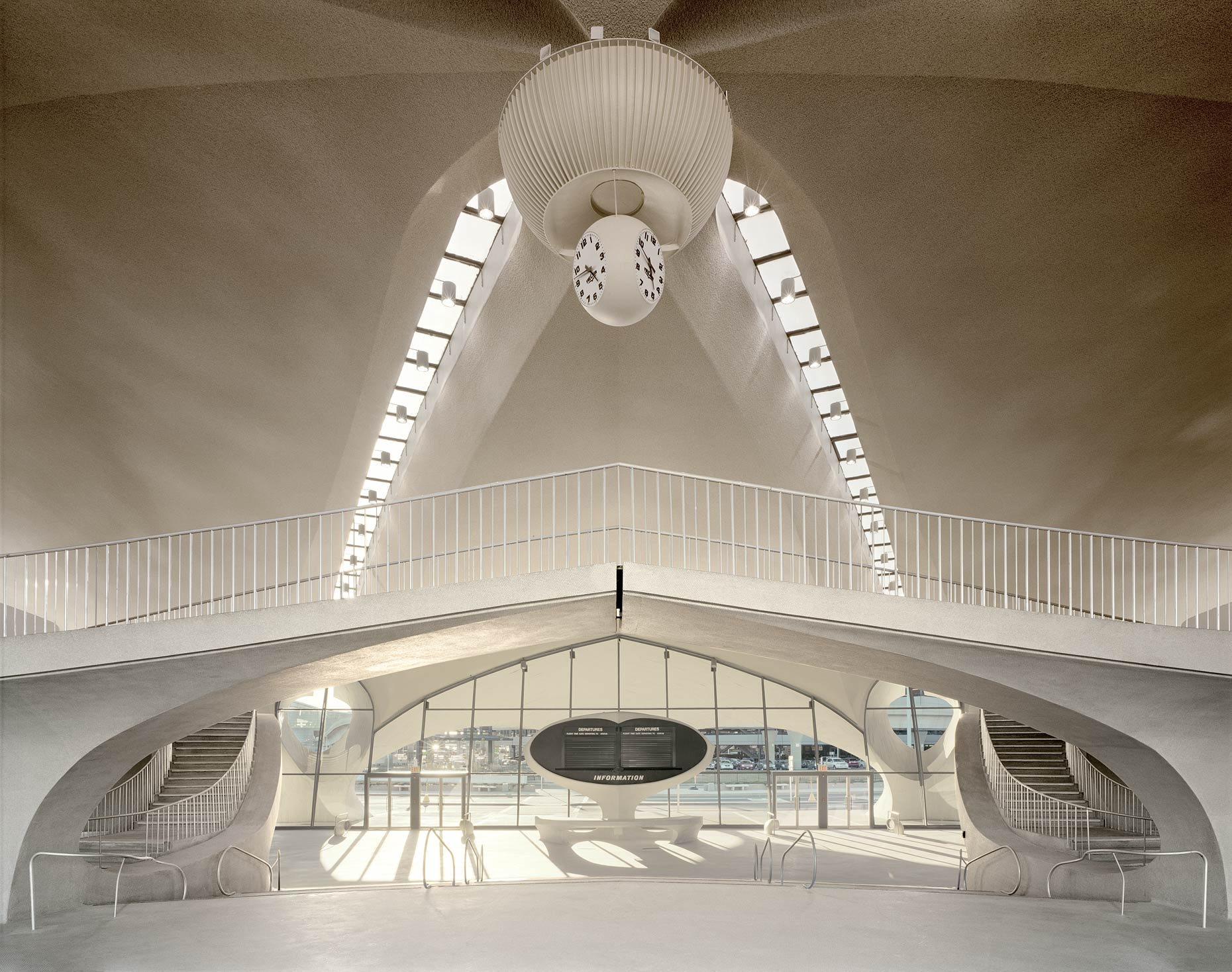 TWA Terminal No. 3, JFK International Airport, Queens, New York, 2011