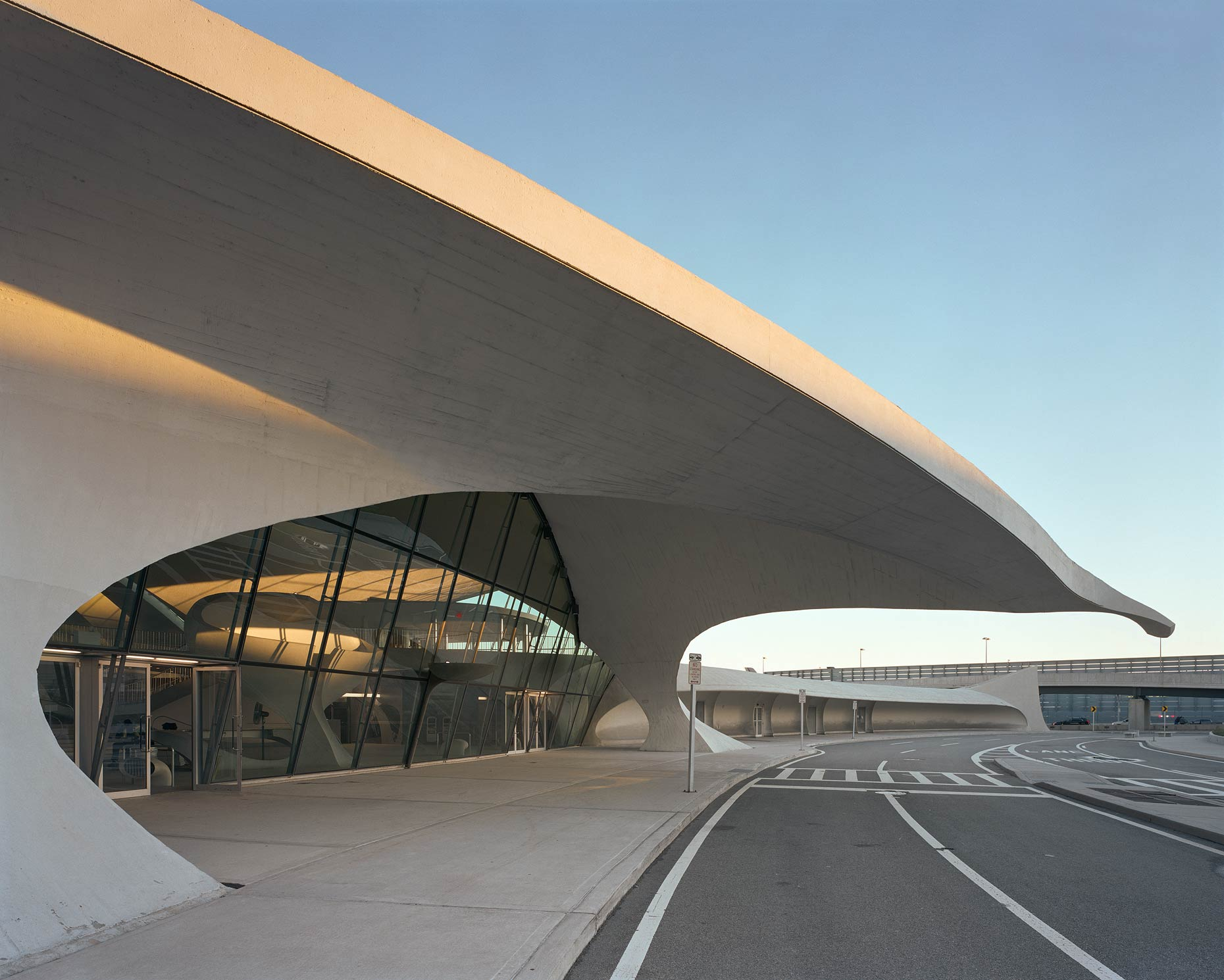 TWA Terminal, JFK International Airport, Queens, New York, 2011