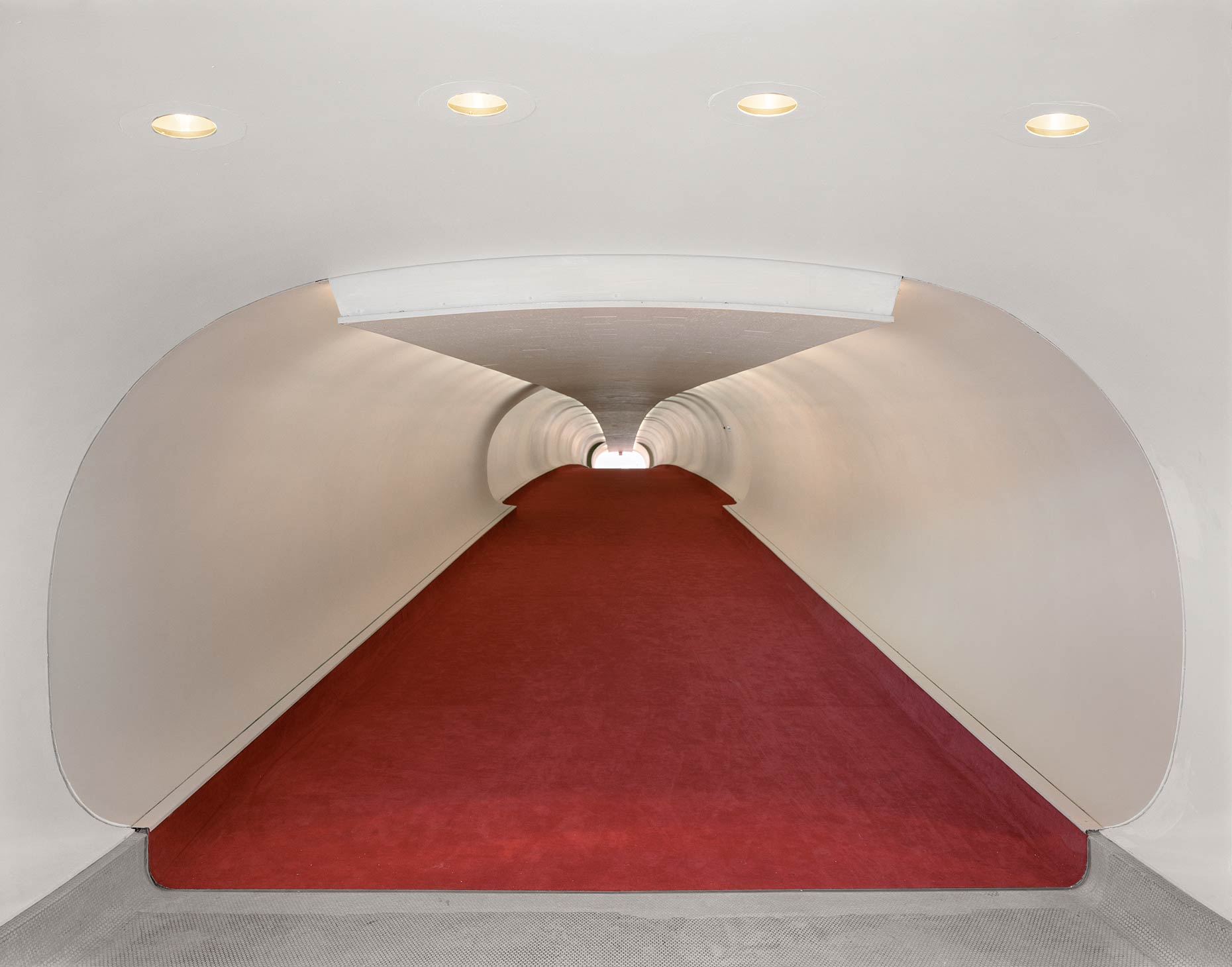 TWA Terminal No. 2, JFK International Airport, Queens, New York, 2011