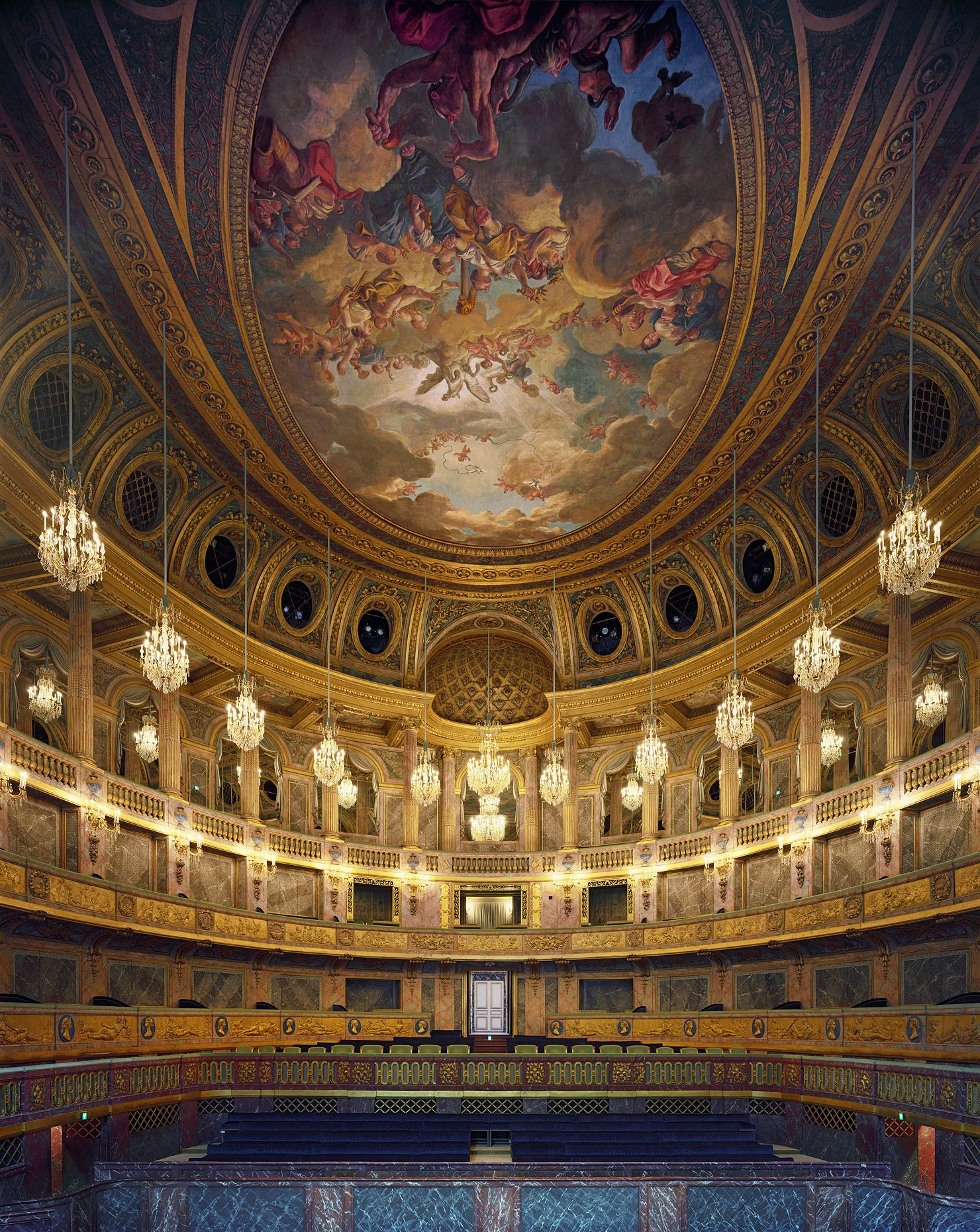 Opéra Royal, Versailles, France, 2009