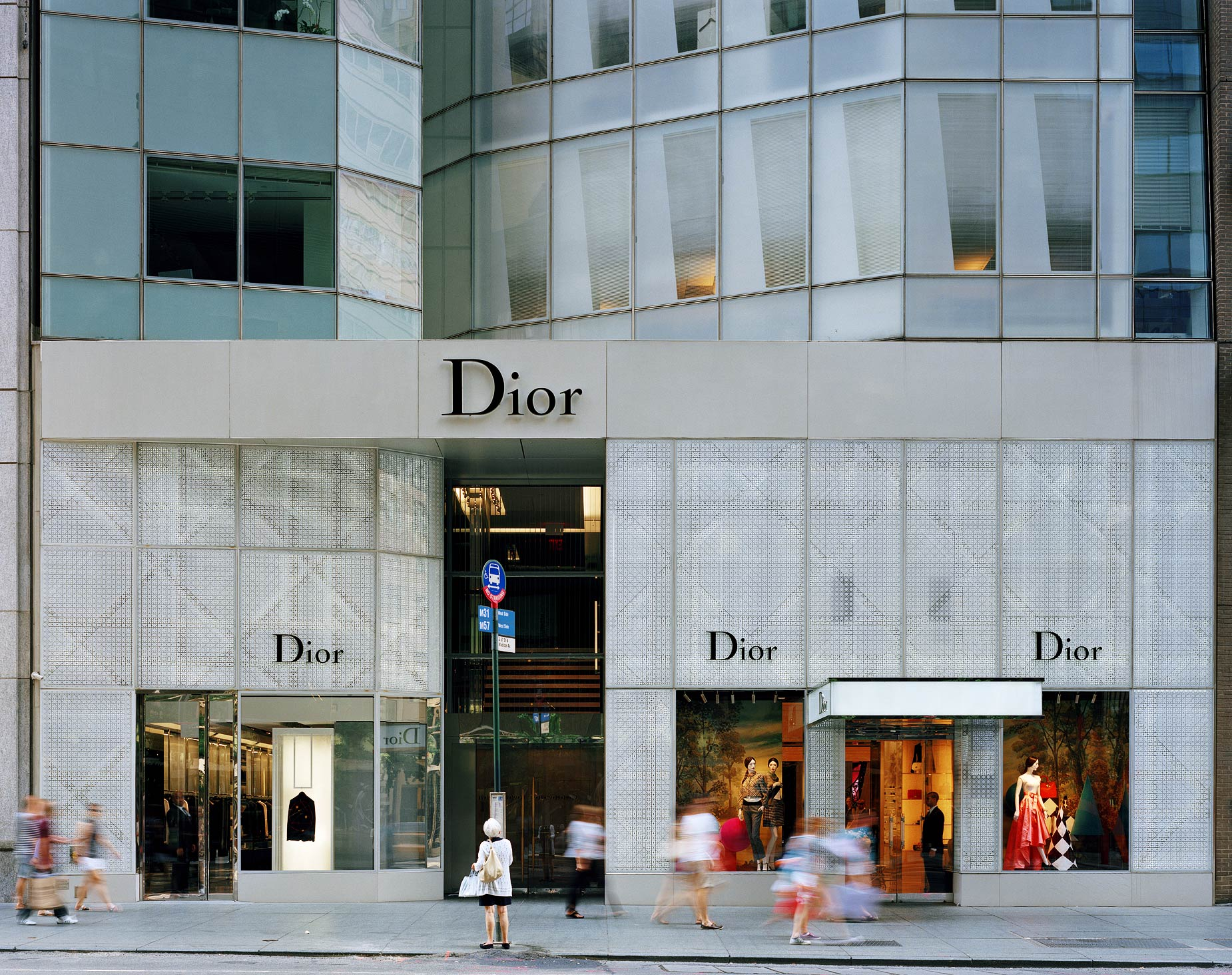 Dior, 21 East 57th Street, New York, New York